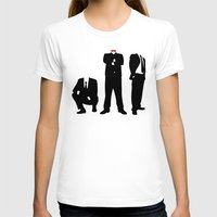 suits T-shirts featuring Suits by ChrisShirts