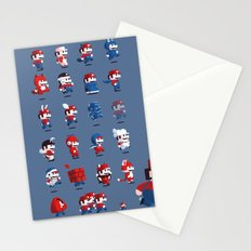 Power up, Mario! Stationery Cards
