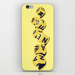 Awesome iPhone Skin