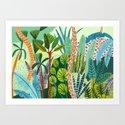Malaysian Jungles by amberstextiles