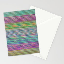 Anguilla Bicolor Stationery Cards