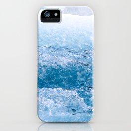 jökulsárlón III iPhone Case