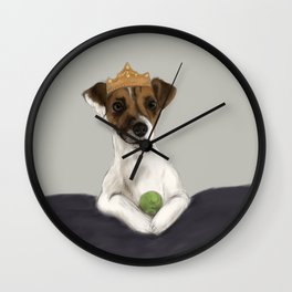 Queen Mabel Wall Clock