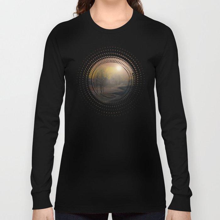 Calling The Sun IX Long Sleeve T-shirt