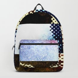 Nonspace of the mind, clusters and constellations Backpack