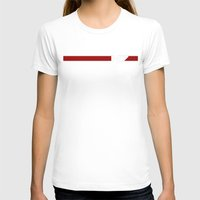 n7 T-shirts featuring Mass Effect N7 by inthemoon