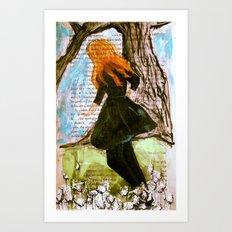Fairytale in June Art Print