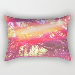 Sometimes The Winds of Change Carry Us To Better Places Rectangular Pillow