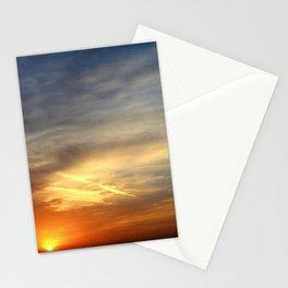 Sunrise 041017 Weatherford, Texas Stationery Cards