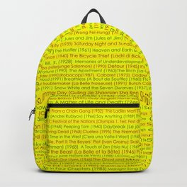 Best Movies Ever Backpack