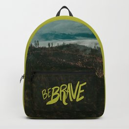 Be Brave - Adventure Landscape Backpack