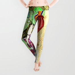 Collage 9 Leggings