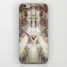 Transformation  iPhone & iPod Skin