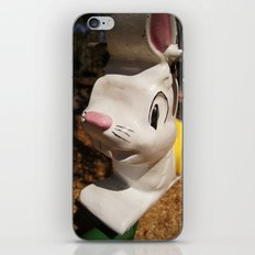 Playground Bunny iPhone & iPod Skin