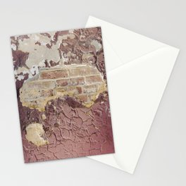 Brick Reveal Detail Stationery Cards