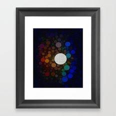 :: Step Into The Light  :: Framed Art Print