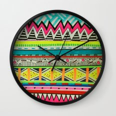 VIVID EYOTA Wall Clock