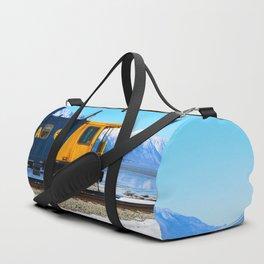 Caboose - Alaska Train Duffle Bag