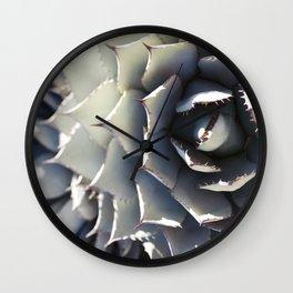 Agave Beauty Wall Clock