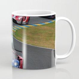 GT American Sports Car Le Mans 2019 Coffee Mug