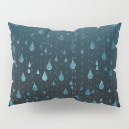 Rainy Day Pillow Sham