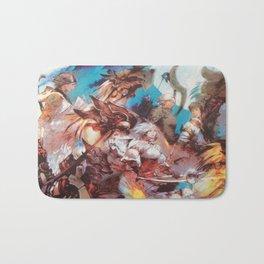 Final Fantasy Bath Mat