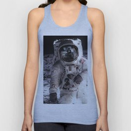 Apollo 11 - I am your father Unisex Tank Top
