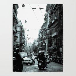 Naples, Spanish Quarter 1 Poster