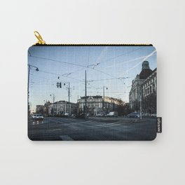 Streets of Budapest Carry-All Pouch