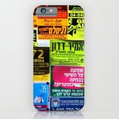 Urban Talk Slim Case iPhone 6s