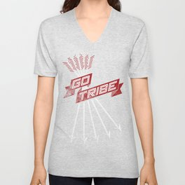 Go Tribe Unisex V-Neck