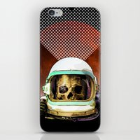 dead space iPhone & iPod Skins featuring Dead Space by Ryan Huddle House of H