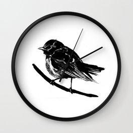 Bird Lover 1 Wall Clock