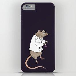 Lab Rat | Color iPhone Case