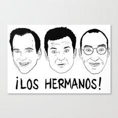 Arrested Development - ¡Los Hermanos! Canvas Print