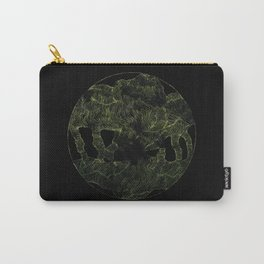 Unearthed Lines Carry-All Pouch