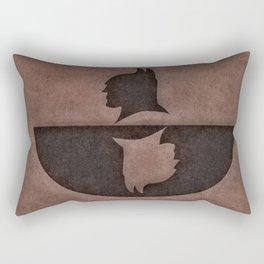 darkman Rectangular Pillow