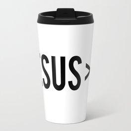 Jesus > Travel Mug