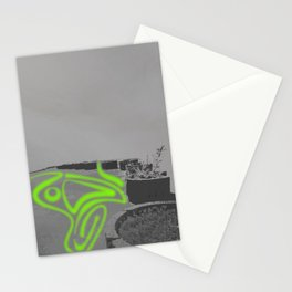 Endless Beds(1) Stationery Cards