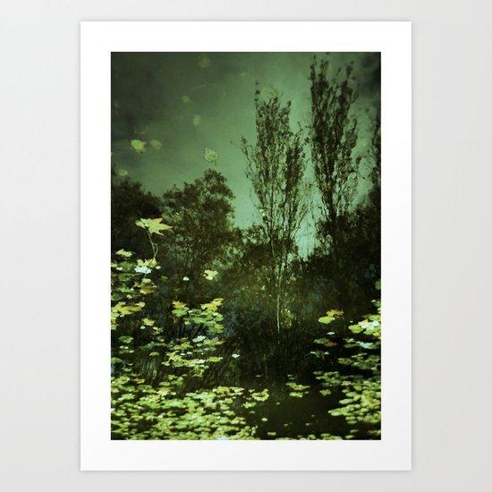 5 Elements Art Print
