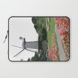 Dutch Windmill - Golden Gate Park Laptop Sleeve
