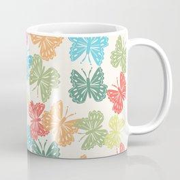 Chasing Butterflies Coffee Mug