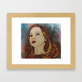 The Katie Long Framed Art Print