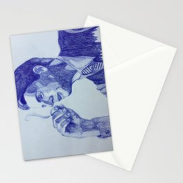 Matthew Goode Stationery Cards