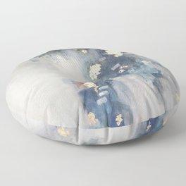 Star Dust Floor Pillow