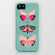 Lepidoptery No. 6 by Andrea Lauren iPhone SE Slim Case