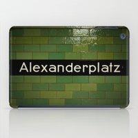 alex turner iPad Cases featuring Alex by Albartus Vrolijk