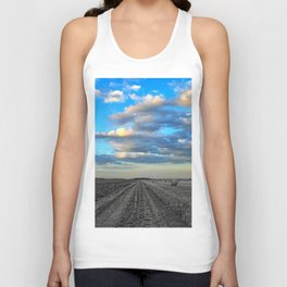 Countryside Beauty - b -  Unisex Tank Top