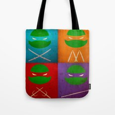TMNT Collection Tote Bag
