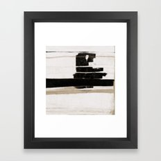 UNTITLED #6 Framed Art Print